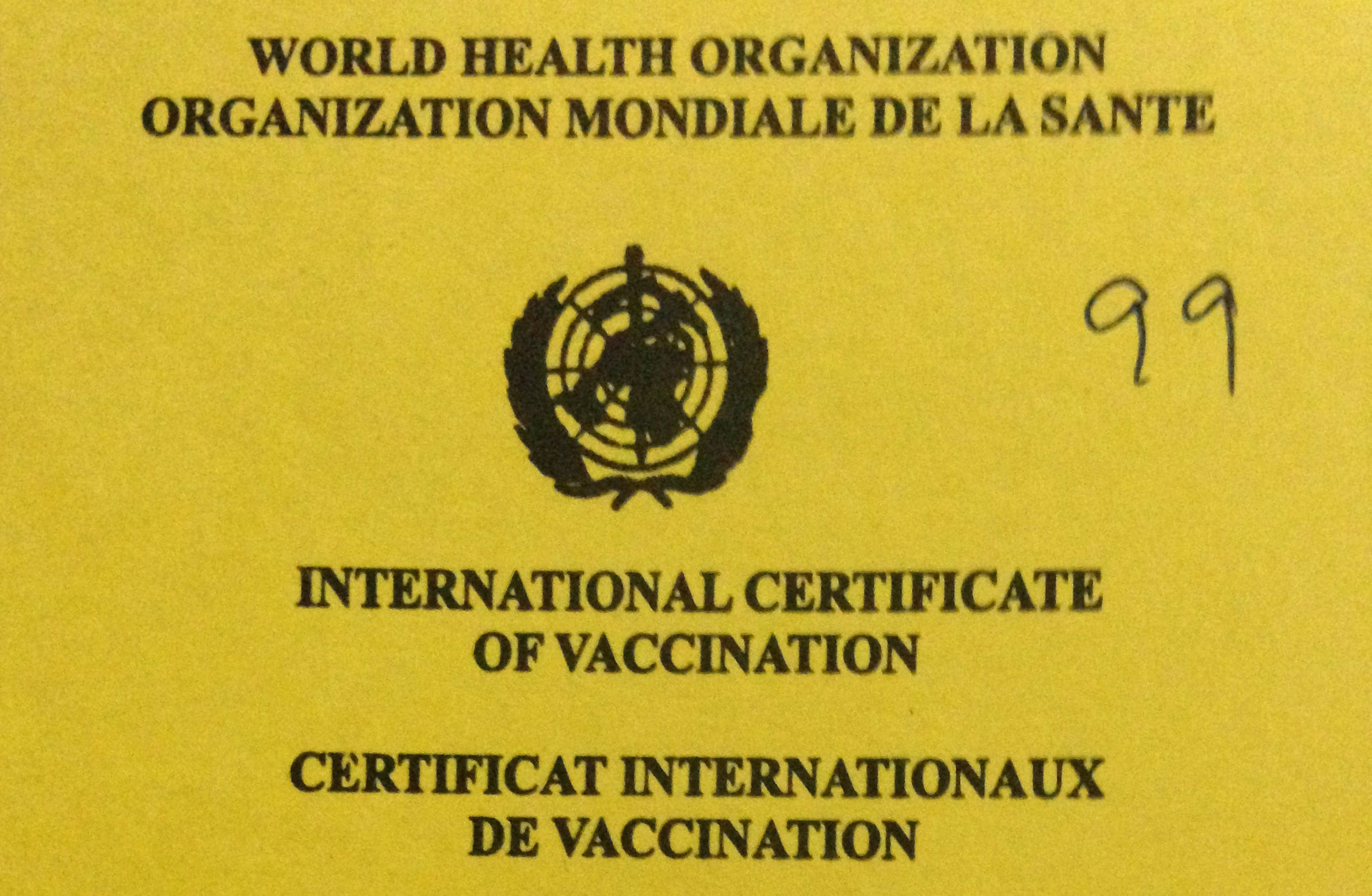 Yellow Fever Vaccination Requirements From India Chalo Africa