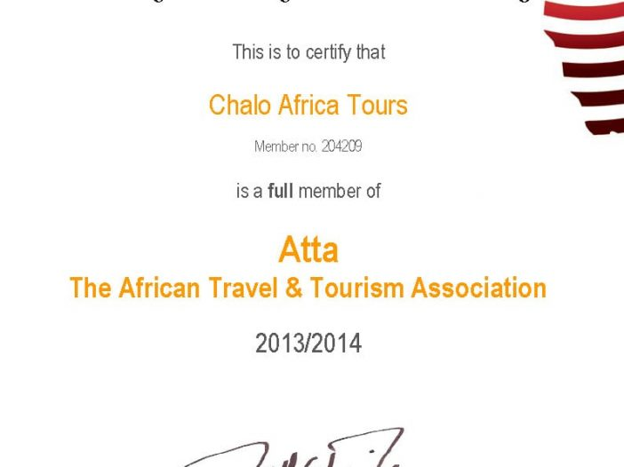 Chalo Africa - Member ATTA