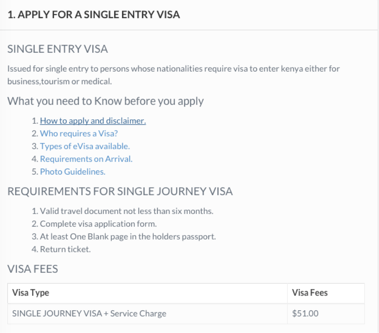 How To Apply For A Kenya Visa Online Chalo Africa