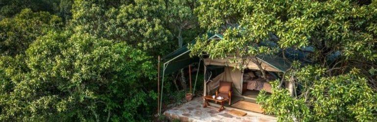 Losokwan Camp, Masai Mara