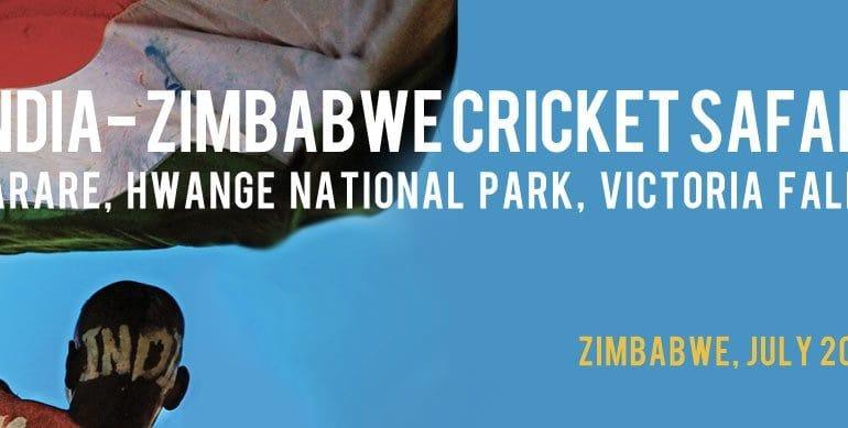 India Zimbabwe Cricket Safari