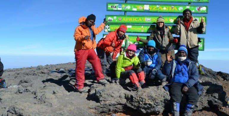 Mt Kilimanjaro Treks