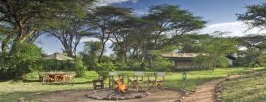 Porini Mara Camp, Ol Kinyei Conservancy, Masai Mara
