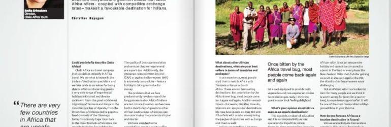 smita srivastava chalo africa interview