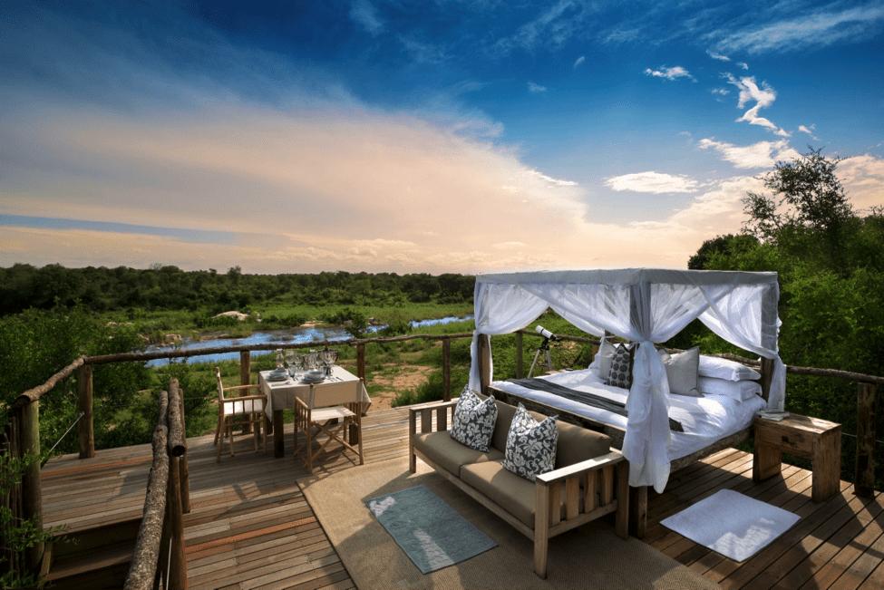 Tinyeleti Treehouse Lion Sands South Africa