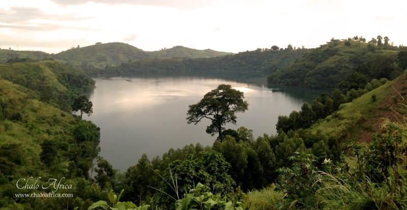Lake Nyinambuga