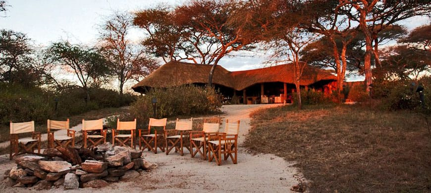 Oliver's Camp Tarangire National Park