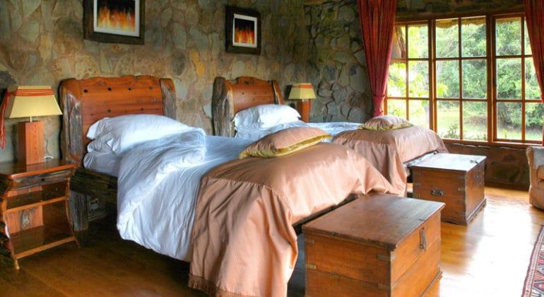 Borana Lodge room
