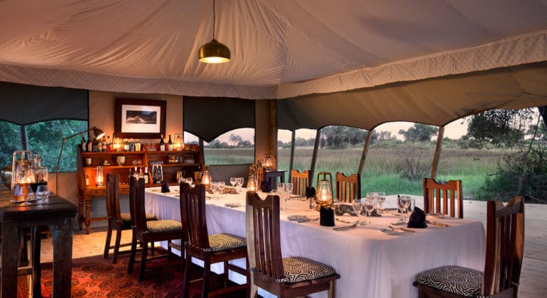 Duba Expedition Dining