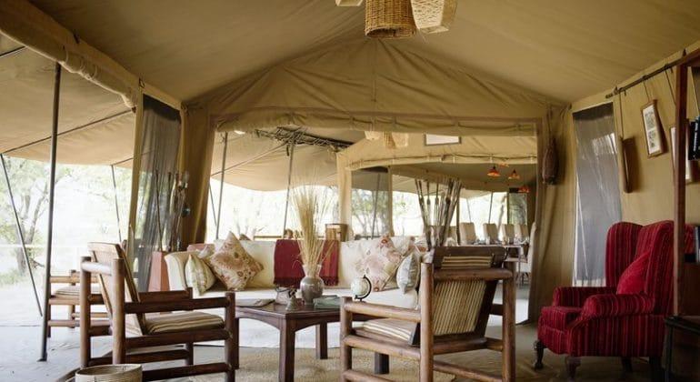 Dunia Camp Lounge