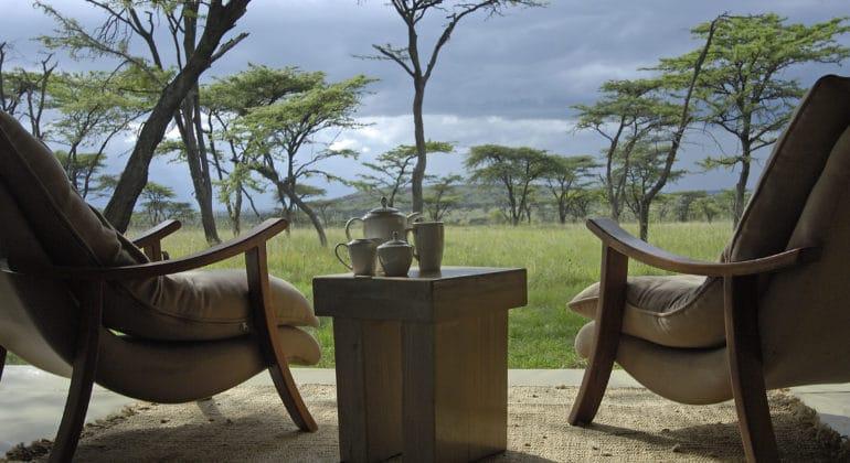 Kicheche Bush Camp Tea