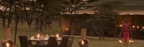 Kicheche Bush Camp tent
