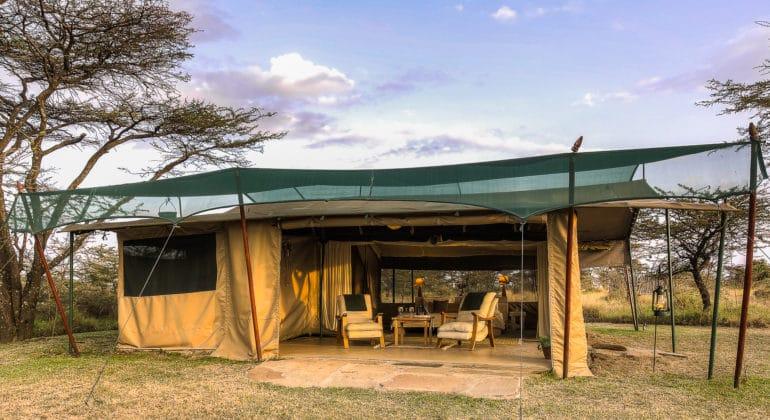 Kicheche Bush Camp tent2