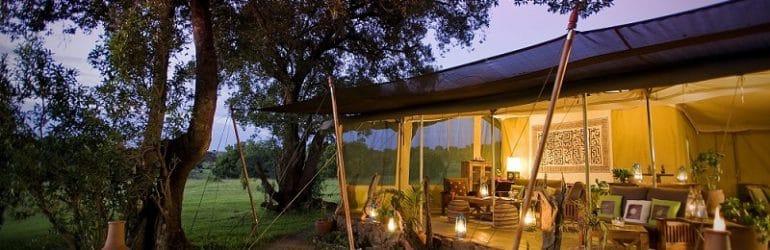 Kicheche Mara Camp - Lounge