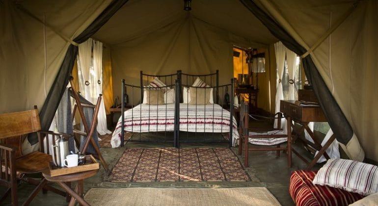 Kimondo Camp Interior