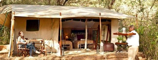 Nairobi Tented Camp Coffee