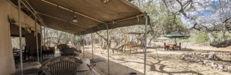 Porini Amboseli Camp - view
