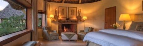 Sirikoi Lodge room