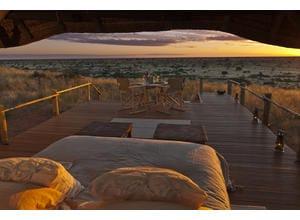 Sleepout Tswalu Motse