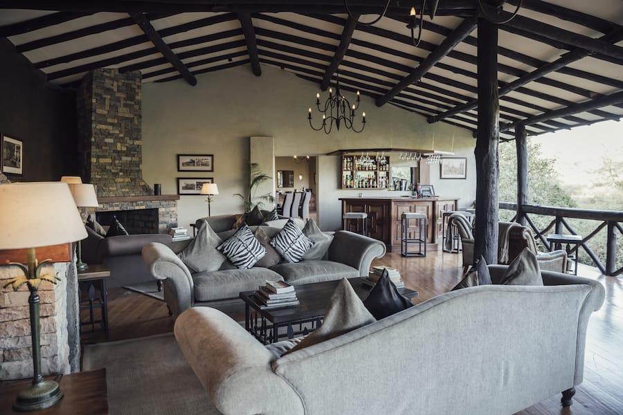 The Emakoko lounge
