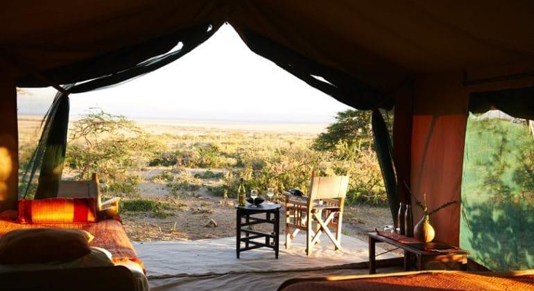 Ubuntu Camp view
