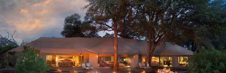 Zarafa Dhow Suites Camp