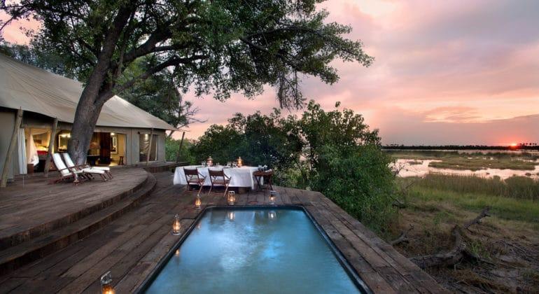 Zarafa Dhow Suites Pool