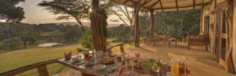 Acacia House Verandah