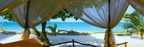 Afrochic Diani Beach Sunbed