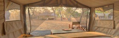 Chobe Under Canvas Tent