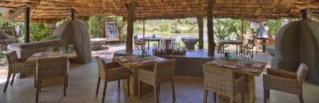 Grumeti Serengeti Tented Camp Sitting