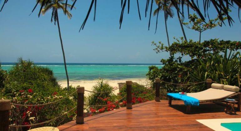 Matemwe Beach House Beach