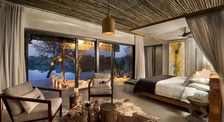Matetsi Game Reserve Bedroom