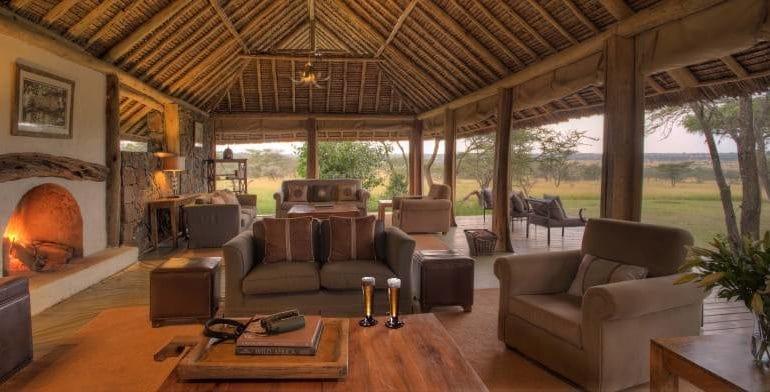 Rekero Camp Lounge