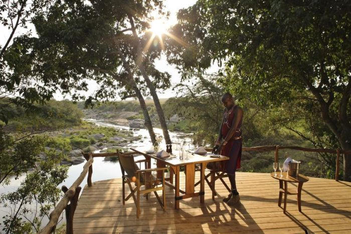 Rekero Camp River View