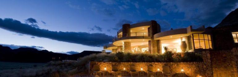 Sossusvlei Desert Lodge View
