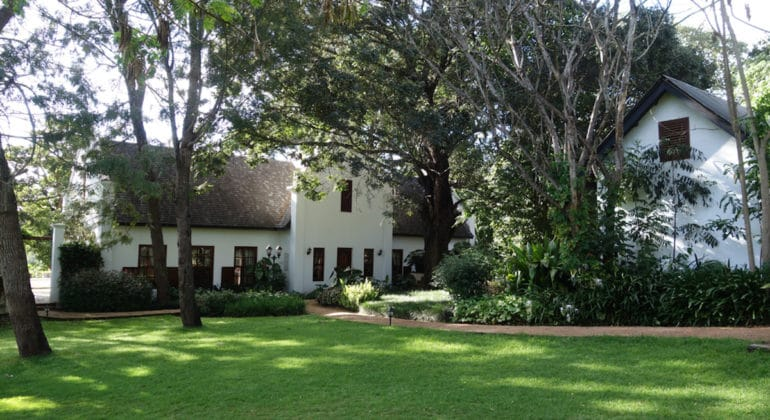 The Manor At Ngorongoro Lodge