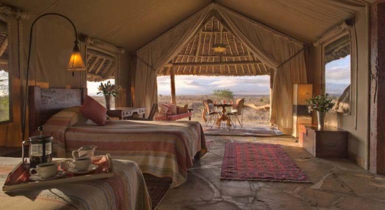 Tortilis Camp Family Tent