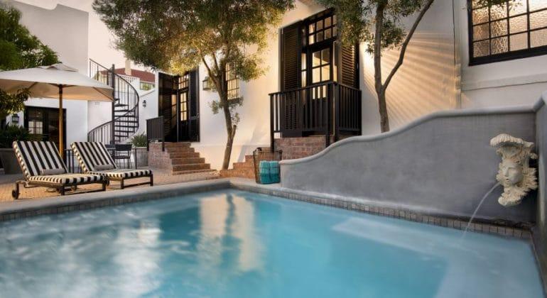 Cape Cadogan Boutique Hotel Pool