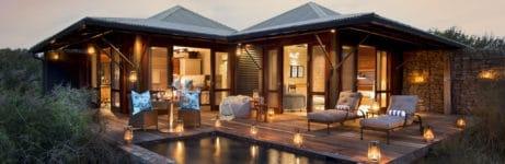 Ecca Lodge Private Pool