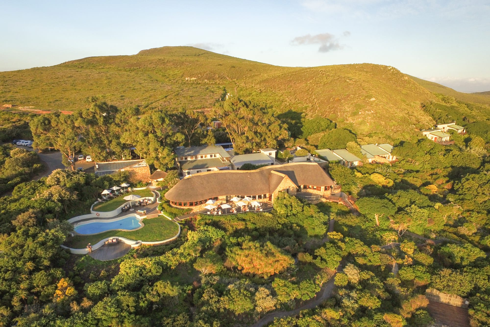Grootbos garden lodge gansbaai south africa