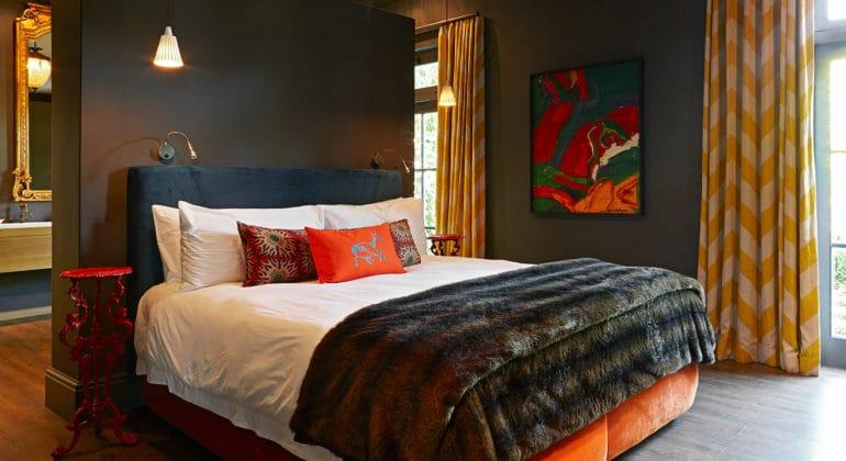 La Clé Des Montagnes Bedroom