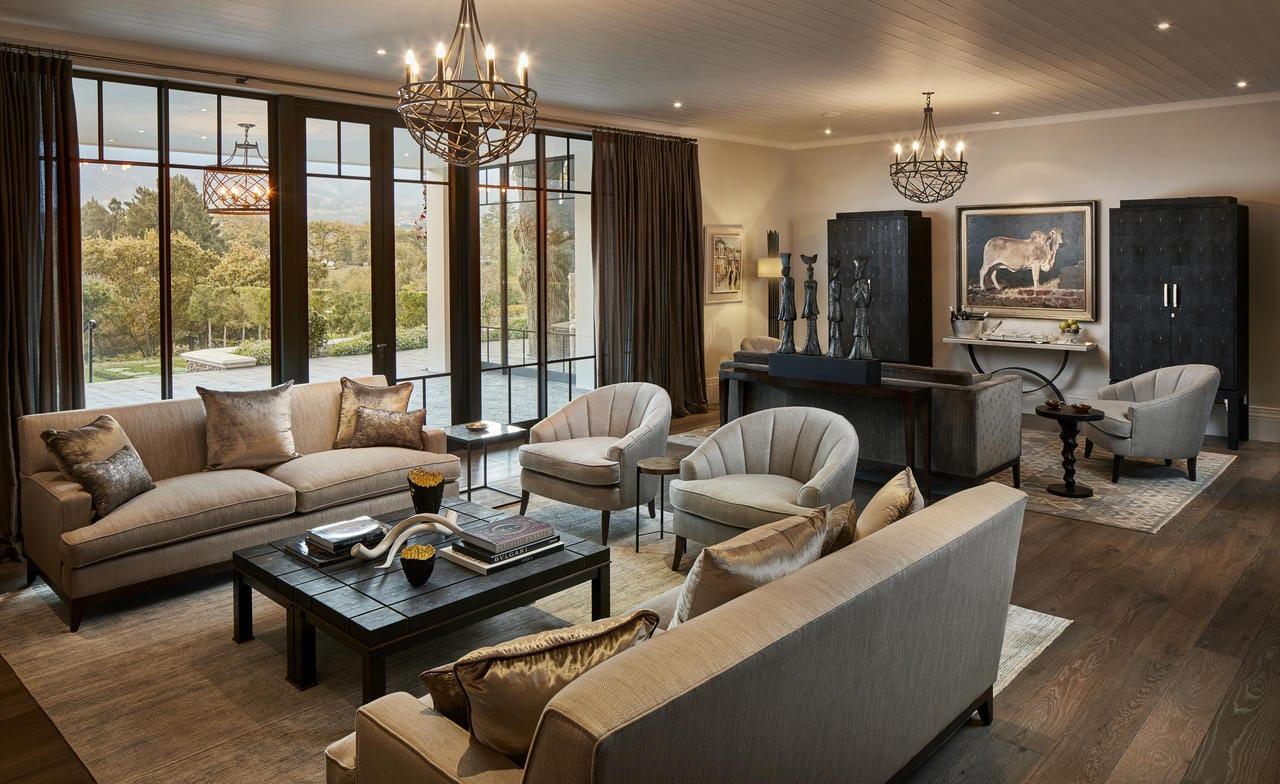 Leeu Estates Living Room