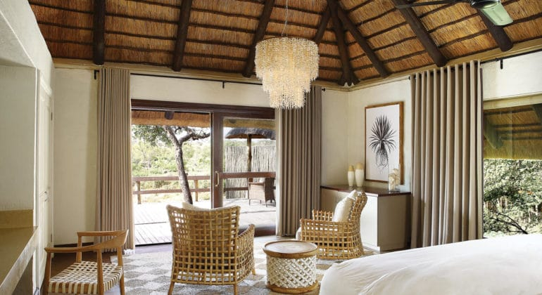 Londolozi Founders Camp Bedroom