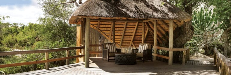 Londolozi Founders Camp Plunge Pool