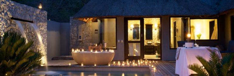 Londolozi Private Granite Pool