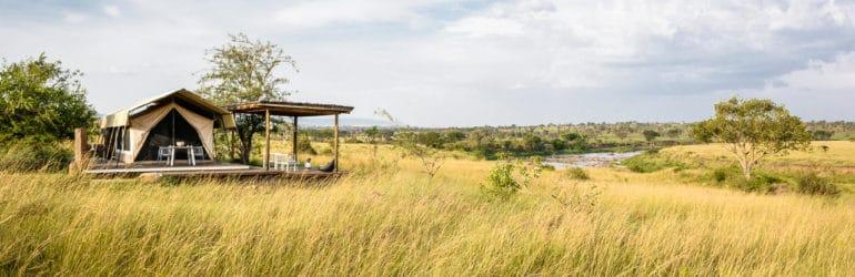 Mara River Tented Camp Tent View