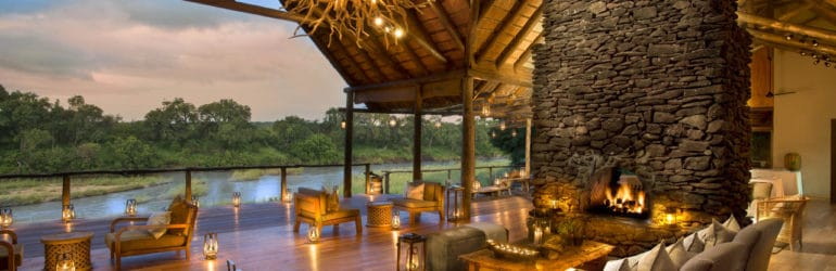 Narina Lodge Lounge