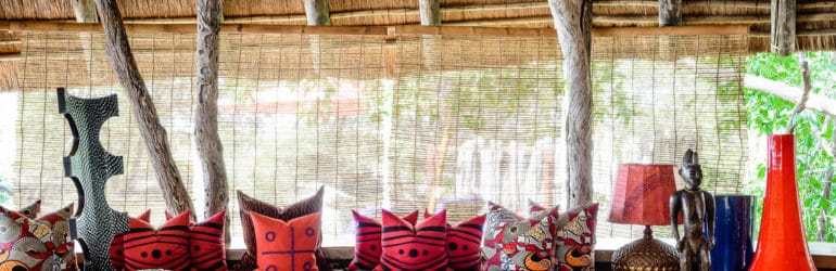Pamushana Lodge Guest Area