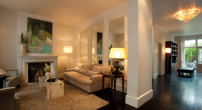 Redcliffe House Lounge